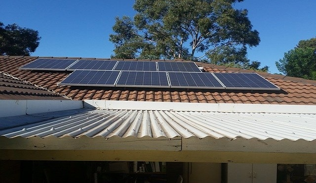 Replacing Your Roof with Solar Panels